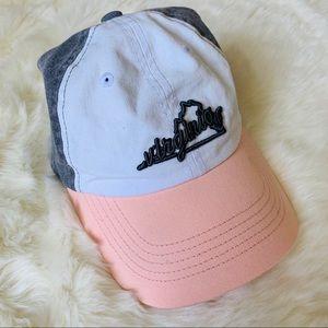 Home Free Virginia Colorblock Baseball Cap Hat